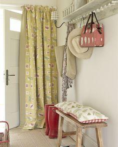 Curtains - Vanessa Arbuthnott