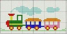 רכבת - Crafts To Love