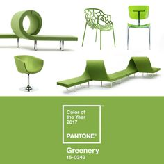 Say hello to #Greenery, the #Pantone Color of the Year selection for 2017!  It looks familiar, isn't it?  #pantonecoloroftheyear #coloroftheyear2017