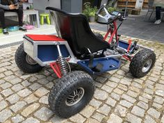 Ford F50, Karting, Mini Bike, Electric Bicycle, Kit Cars, Picture Design, Cars And Motorcycles, Inventions, Outdoor Power Equipment