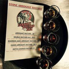 """We're gearing up for our Unlucky Bastard night with @StoneBrewingCo!  Have fun be safe drink lots and don't be an actual """"bastard."""" Cheers!  #cambma #cambridgema #cambridge #inmansquare #boston #beer #stonebrewing #bar #tavern #cheers #drinks by bukscambridge November 13 2015 at 12:36PM"""