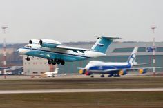 Board Guard Antonov An-72
