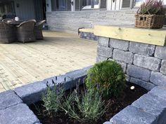 My Dream Home, Sidewalk, Patio, Outdoor Decor, Gardening, House, Wall, Walkway, Yard