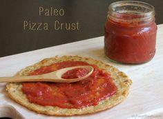 Paleo Pizza Crust - My Heart Beets