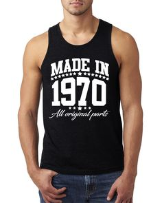 Made in 1970 all original parts Tank Top