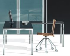 minimum are italian designer glass desks with attractive features high quality materials and premium design - Designer Glass Desk