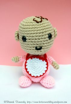 DIY: Bitty Babies, crochet