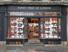 Image gallery european storefronts for 121 141 westbourne terrace london