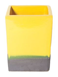 Cube Planter from Get Zen: Outdoor on Gilt