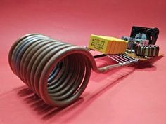 Induction Heater Circuit DC Make Easy To Home New Ideas Electronics - Smart Engineering Electronics Mini Projects, Electrical Projects, Cool Electronics, Electronics Accessories, Diy Heater, Refrigerator Compressor, Power Supply Circuit, Induction Heating, Clever Gadgets