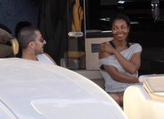 Janet Jackson on vacation with her boyfriend Wissam Al Mana in Porto Cervo, Sardinia.
