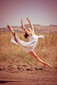 #dance #rhythmic #gymnastics #contemporarydance #naturaldance #summer #whitedress #jump #RG #passion #happy #life #moments