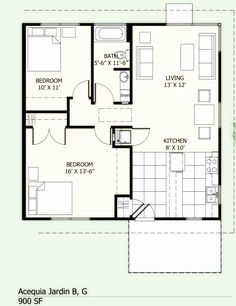 20x30 House Plans Working In 2019 20x30 House Plans House Plans