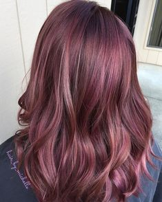 "Rose Violet Hair Colour — "" – Violet Rose Hair used – friseur Violet Hair Colors, Purple Hair, Dark Pink Hair, Turquoise Hair, Neon Hair, Dark Hair Colours, Light Burgundy Hair, Ombre Hair, Cabelo Rose Gold"