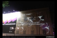 FUORISALONE MILAN - VIDEOART PROJECT since 2005 Stefano Fake is an absolute innovator in using NEM MEDIA, VIDEOMAPPING PROJECTION and LIGHT INSTALLATIONS. During the MILAN DESIGN WEEK - FUORISALONE events, produced by INTERNI MONDADORI magazine, FAKE created the most impressive architectural videoprojections using the walls of the city as canvas for his innovative videoart.   #thefakefactory  #stefanofake  #artinstallation #internimagazine #milandesignweek #fuorisalone  #milano