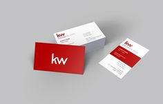 Bold, slick and sophisticated, the new Keller Williams business cards will keep you top of mind with clients and colleagues.