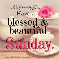 Happy day - have a blessed & beautiful sunday - sharechat Blessed Sunday Morning, Blessed Sunday Quotes, Sunday Morning Quotes, Sunday Wishes, Have A Blessed Sunday, Sunday Quotes Funny, Morning Blessings, Morning Greetings Quotes, Good Morning Greetings
