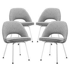 Modern Urban Contemporary Dining Chairs Set of 4, Light G... https://www.amazon.com/dp/B010KE6L0S/ref=cm_sw_r_pi_dp_67ZzxbWJJY9FV