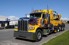 Truckworks Peterbilt (Rohan Phillips) Tags: truck big nikon accident australia semi vehicle trucks trailer heavy tow recovery trucking rigs peterbilt d300 wrecker truckworks 1755f28