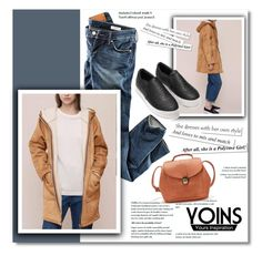 """""""YOINS"""" by janee-oss ❤ liked on Polyvore featuring Michael Kors, H&M and yoins"""