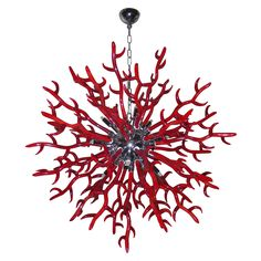 Check out the deal on Red Murano Glass Chandelier at Eco First Art Murano Chandelier, Vintage Chandelier, Chandelier Lighting, Chandeliers, Luxury Lighting, Unique Lighting, Art Nouveau, Cool Light Fixtures, Lights Fantastic