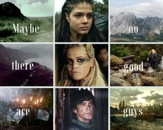 The 100 is ssoooo amazing! Its like the best tv show ever