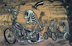 """The Bone-Percenters"" by Shawn Dickinson"