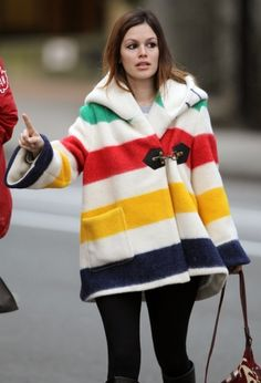 hudson bay coat, yes please