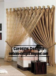 ideas how to do curtains - Google Search