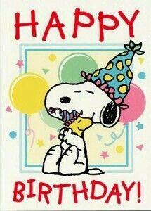 Snoopy & Woodstock & Happy Birthday Snoopy & Woodstock & Happy Birthday The post Snoopy & Woodstock & Happy Birthday & Geburtstag appeared first on Happy birthday . Best Birthday Quotes, Happy Birthday Pictures, Happy Birthday Messages, Happy Birthday Greetings, Snoopy Birthday Images, Birthday Cartoon, Peanuts Happy Birthday, Happy Birthday Male Friend, Happy Birthday Ashley