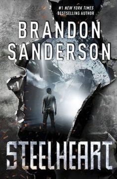 #CoverReveal Steelheart (Steelheart #1) by Brandon Sanderson. Expected publication: September 26th 2013 by Delacorte