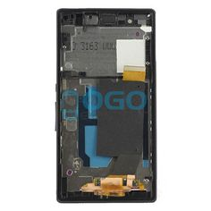 Factory Manufacturer Wholesale Sony Xperia Z L36H LCD & Touch Screen Assembly With Frame Replacement- Black - Ogo Deal @ http://www.ogodeal.com/for-sony-xperia-z-l36h-lcd-digitizer-touch-screen-assembly-with-frame-black.html