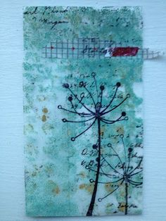 the art of moodling: Gelli Play