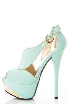 30495a81a702 Gold Accent Trim Peep Toe High Heel Platform Women Pump Sandal Shoes prom  Wedge Boots
