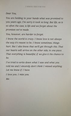 love letter to whom http://OnlineLuv.com - #Dating #Love #Luv #Relationships #Attraction #Quotes #LoveQuotes #LoveLetter