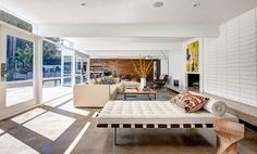 Santiago Mid-Century Remodel by Christiano Homes