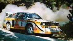 Italy 1985 Walter Röhrl.