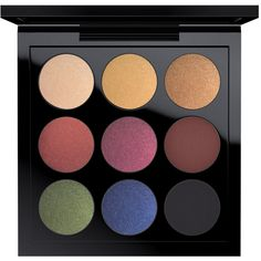 Eye Shadow X 9 Light Festival MAC Cosmetics Official Site ($32) ❤ liked on Polyvore featuring beauty products, makeup, eye makeup, eyeshadow, mac cosmetics, mac cosmetics eyeshadow and palette eyeshadow