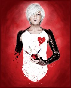 G-Dragon of Big Bang ~ Heartbreaker
