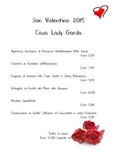 Menù di San Valentino http://casalady.blogspot.it/2015/02/menu-di-san-valentino.html