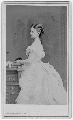 1870s Grand Duchess Marie Alexandrovna - Edinburgh