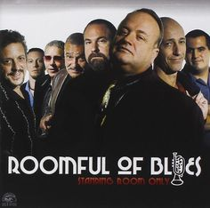DERNIER EXEMPLAIRE - CD ROOMFUL OF BLUES - Standing Room Only