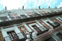 Casa de los Muñecos en Puebla de Zaragoza, Puebla