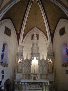 Loretto Chapel Interior   Santa Fe