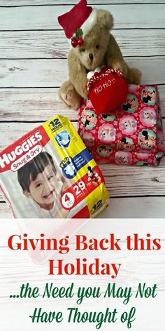 When giving back this holiday season, there may be one need that you may not have thought of. See how you can help those families that are in need by simply purchasing Snug & Dry Diapers Christmas Makes, Christmas Fun, Best Money Saving Tips, Baby Care Tips, Tummy Time, Giving Back, Raising Kids, Christmas Traditions, Diapers