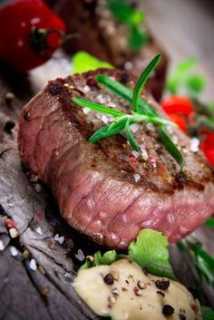 ina garten's slow-roasted beef tenderloin with basil parmesan
