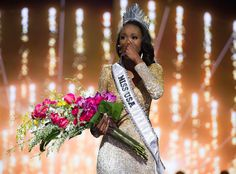 Félicitations Miss USA 2016 — Deshauna Barber | Georgiana's Voice | The Blog Bowl