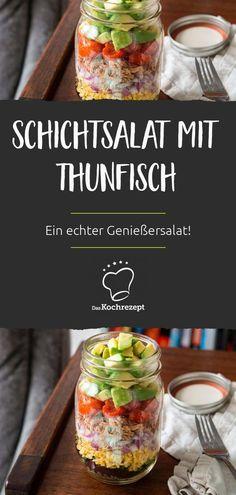 Thunfisch und funktionelle Ananas-Diät