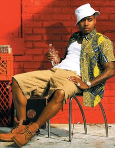 NAS | african men style | It's a Gentleman's Affair: Men's African Fashion