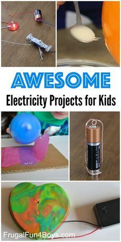 Explore amazing electricity!